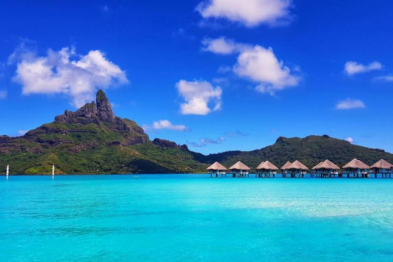 plages des landes vs polynesie francaise